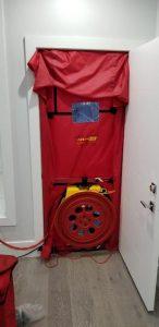 58XXN00001 - (2) blower door